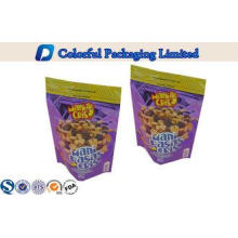 Customized Aluminum Foil Potato Chips Packaging pouch with