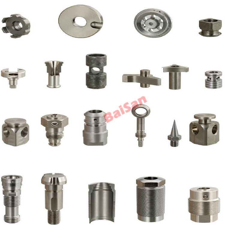 Pump Spare Parts and Valve Spare Parts Machining