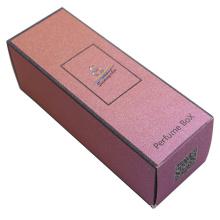 Boîte de parfum d'emballage de boîte de papier spéciale