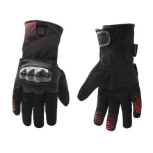 Neue Motorrad Street Handschuhe Leder Motorrad Handschuhe Racing Moto Full Finger Motorrad Handschuhe