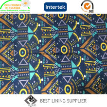 Polyester-Taft-Kinder-Druck-Gewebe-Muster für Mantel