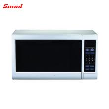 110V/60Hz 20L China Home Digital Silver Color Microwave Oven