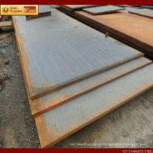 L'acier laminé à chaud Q345B couvre le matériel de construction en métal en métal