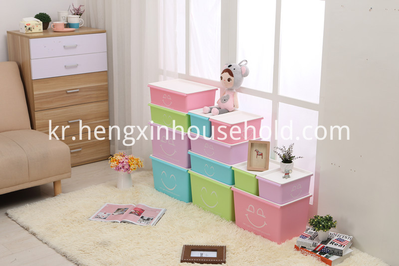 kids toy plastic storage box