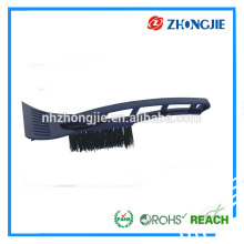 Telescopic Car Cleaning Rubber Squeegee Snow Brush