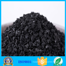 Oil filtration activated carbon