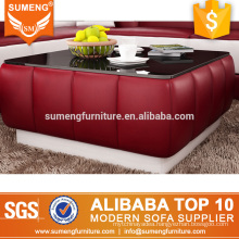 SUMENG most popular bamboo wood coffee table designs