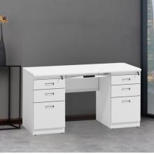 Mesa de metal moderno para computador de escritório para móveis de escritório