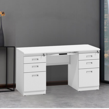 Metal Modern Office Computer Table for Office Furniture