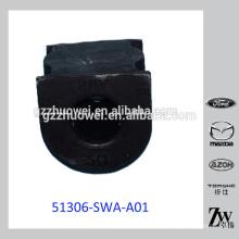 Bujía de suspensión de goma del montaje auto del motor caliente de la venta para 51306-SWA-A01