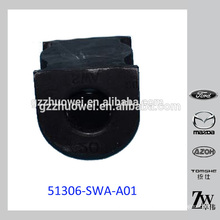Hot Sale Auto Engine mount Rubber Suspension Bushing For 51306-SWA-A01