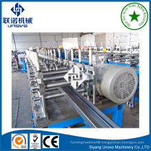 customize light gauge steel section rollform production machine