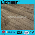 Revestimentos de pisos laminados China imitated flooring de madeira / piso laminado clique fácil