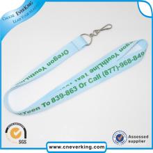 Cordones de satén modificados para requisitos particulares promocionales para el acontecimiento