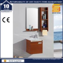 Hot Selling Modern Design Melamine Bathroom Cabinet