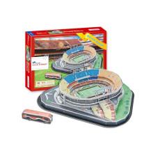 Горячие обучающие дети 94PCS стадион 3D-головоломка (10173063)