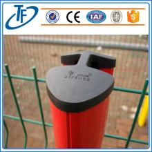 3 bends welded mesh fence