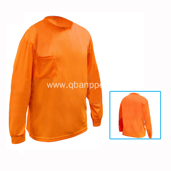 safety pocket sweatshirt with high visibility and quality