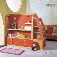 Regal, Aufbewahrungsschrank, Schubladen, Holzmöbel, Schlafzimmermöbel (WJ278610)