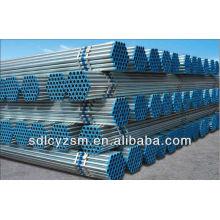 Tubulação galvanizada 32mm / tubulação de aço galvanizada 1 polegada