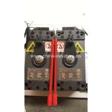 DZD1-500 Unidad de freno para Xizi Gearless Traction Machine