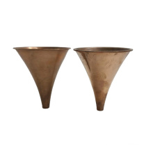 copper sheet metal spinning cone