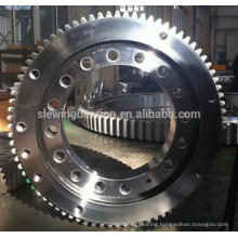 Light Industry Machinery Construction Machines High Quality Ball Slewing Bearing light type