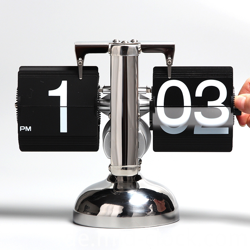 Table Flip Clock