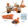 QLB Mobile Type Asphalt Batch Mixing Plant