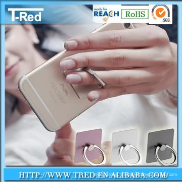 Merchandising cadeau promotionnel poignée de main Ring Ring Finger Ring pour téléphone mobile 2017