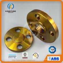Углеродистая сталь фланец Bl A105n кованные фланец ASME B16.5 (KT0057)