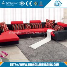 Sofa en tissu d'ameublement italien
