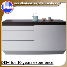 China 2015 Used Laminate Kitchen Cabinets Combinations (zhuv)