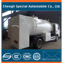 Top Design Cylinder Dispenser 5cbm LPG Bobtail Truck for Sale