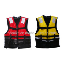Foam Kayak Safety Vest Swimming Life Jacket Price (P06-1)
