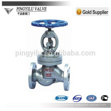 J41H-16C/25/40/64/100 carbon steel russia globe valve for hot new product