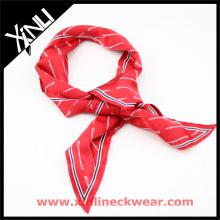 Benutzerdefinierte Hand Print Perfect Neck Knot Tube Großhandel Schal Krawatte Hersteller