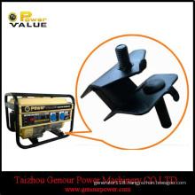 2kw 2.5kw 2.8kw 3kw 4kw 5kw 6kw Generator Absorber Soundproof Foot (GGS-SPF)