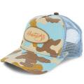 Conception fraîche et chapeau de maille de camouflage de nouveau style, casquette de baseball, chapeau de camionneur d'équipement