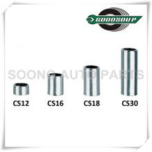 Chromed & Aluminum Sleeve and Cap