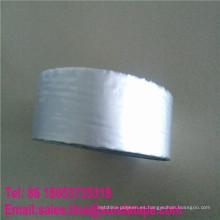 Cinta de goma butílica de aluminio para techo
