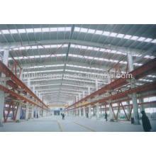 Kostengünstige Stahlbauweise