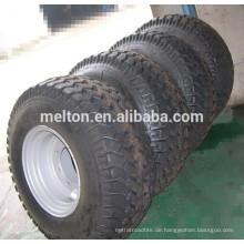 15.5 / 65-18 Reifen mit Rad montieren