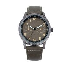 New Fashion Leather Strap Quartz Watches Watches Men Wrist For Gift