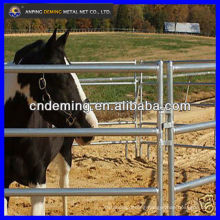 Hot Dipped Galvanized Metal Horse Paddock Fencing