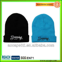 Acryl Custom Beanie Hut in Shenzhen BN-2029