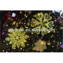 Christmas metallic temporary tattoo for kids