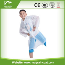 High Grade PE Kids Raincoat