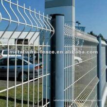 building mesh fencing system