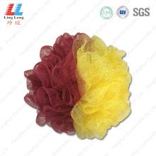 Handle mesh mixture sponge ball